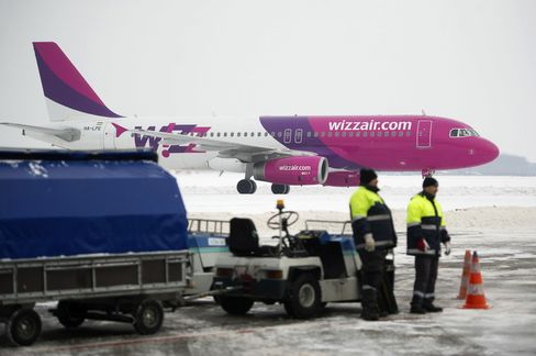 East European Airlines Shrivel as Funding Ebbs While Buyers Flee