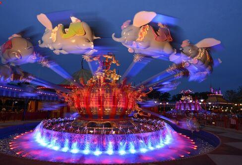 Disney World's $300 Million Makeover Means No Wait for Dumbo