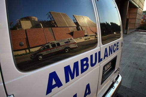 Emergency Medical Services Said to Be Near $3.1 Billion Sale