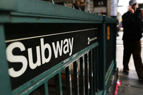 N.Y. Man Pushed to Death in Front of Subway Train, Police Say