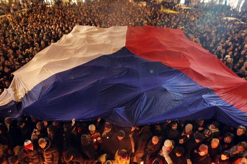 No Government No Problem as Czechs Unfazed by Instability