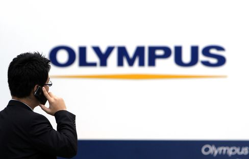 Fired Olympus CEO Offers to Return