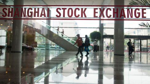 Shanghai Enters Bear Market