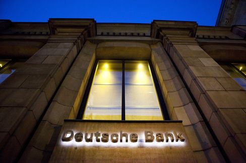 Deutsche Bank Said to Hire Goldman's Kitidis in Wealth Push