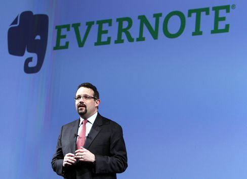 vernote CEO Delays IPO as Online Notes Service Seeks Paid Users