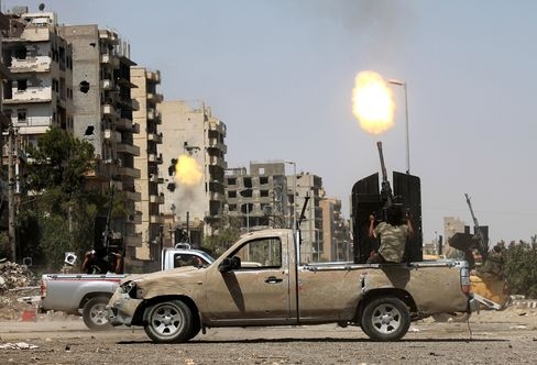 UN Team Plans to Start Syria Chemical Weapons Probe Tomorrow