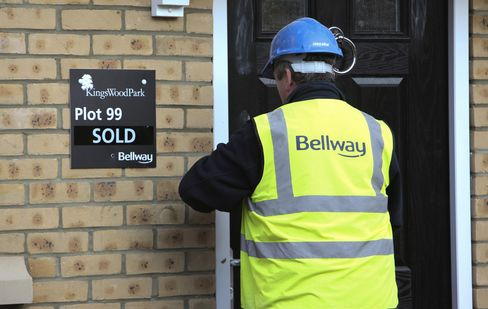 Bellway Reservations Rise on Cameron Homebuyer Loan Program