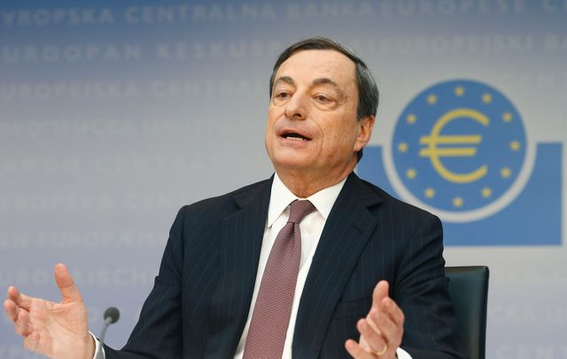 Mario Draghi could make a big statement today. Will he?