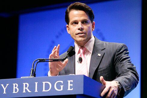 Anthony Scaramucci, managing partner of SkyBridge Capital