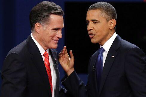Obama to Press Romney at Next Debate, Democratic Chairwoman Says