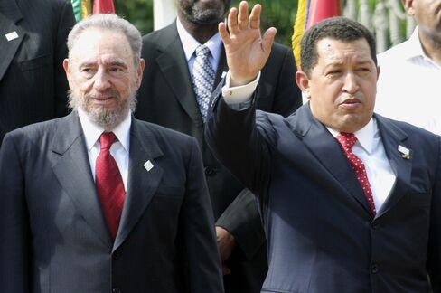 Chavez Cancer Imperils $7 Billion Caribbean Oil Funding