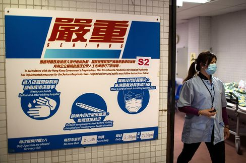 Hong Kong H7N9 Influenza