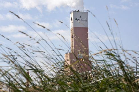 Agrium Fight With Jana on Strategy Hurts Stock