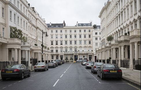 Best London Districts' Home-Price Gains Trail Rest of City