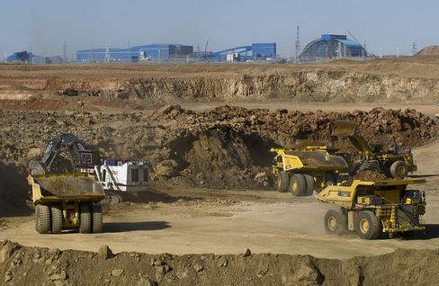 Rio Rejects Mongolia Request to Renegotiate Copper Mine Deal