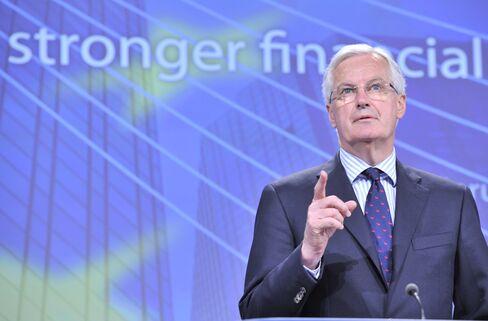 Bankers Would Face Shareholder-Fixed Bonus Caps in Draft EU Plan