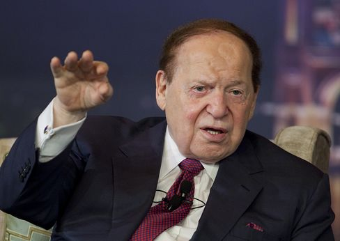 Republican Billionaire Sheldon Adelson