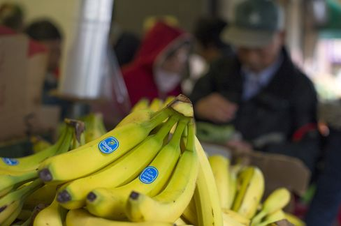 Chiquita Investors Bet on Higher Bids After 30% Surge