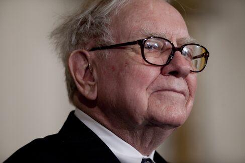Billionaire Investor Warren Buffett