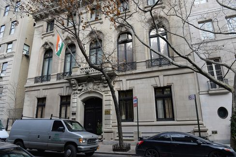 India's Consulate Feneral in New York