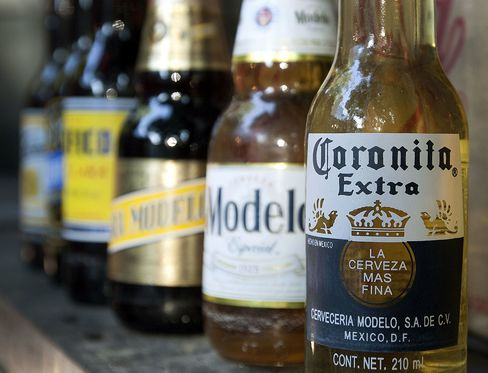 AB InBev Seals $20 Billion Modelo Purchase to Gain Corona Owner