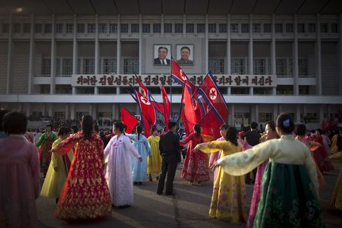 N. Korea Issues Ultimatum Not Missile for Founder's Anniversary