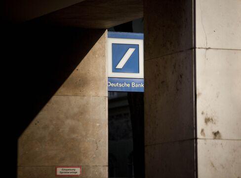 Deutsche Bank Sued Over Home Mortgage-Backed Securities