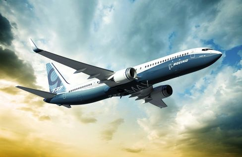 Boeing Says Orders to Top Output Through 2013 as 737 Gains
