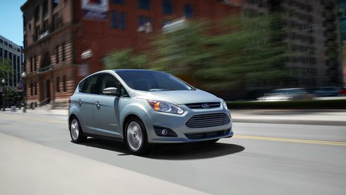 Ford Takes on Toyota Prius in Ad Campaign for C-Max Hybrid Wagon