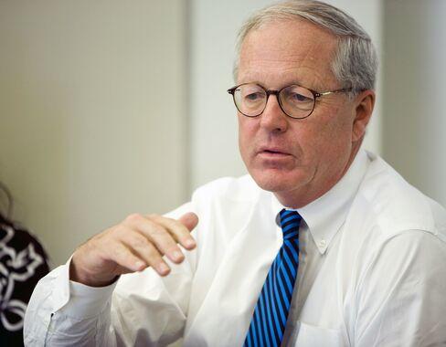 Perseus Vice Chairman James A. Johnson
