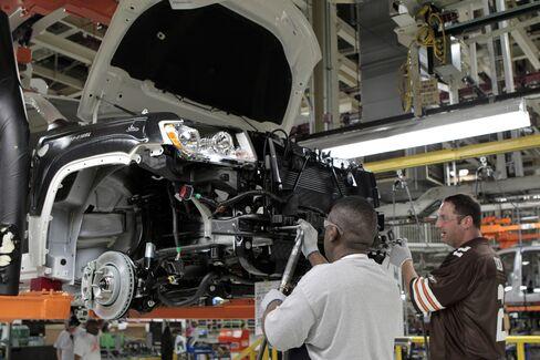 U.S. Midwest Jobs Return