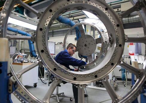 MTU Aero Engines Factory in Munich
