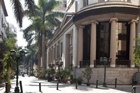 Egypt ETF Gains in Post-Mubarak Era Hobbled Without Free Mar