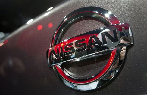 Nissan Leads Japan Auto Shares Lower as China Concerns Escalate