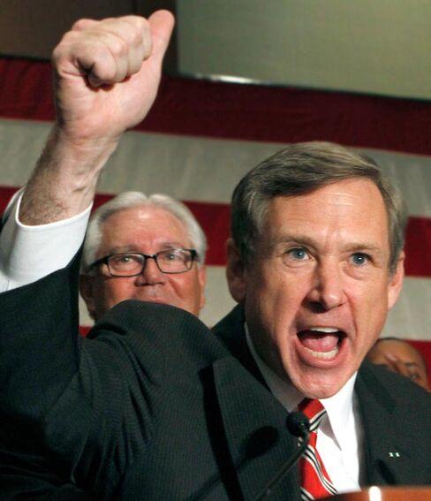 Republican Senator-elect Mark Kirk