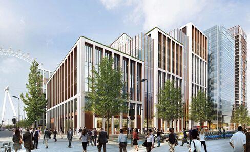Qatar Fund, Canary Wharf Plan $1.6 Billion Project in London