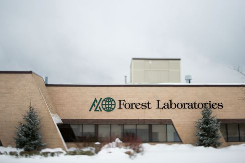 Forest Laboratories Facility