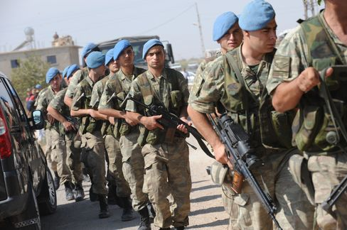 Turkey Assembly Backs Mandate for Military Response to Syria