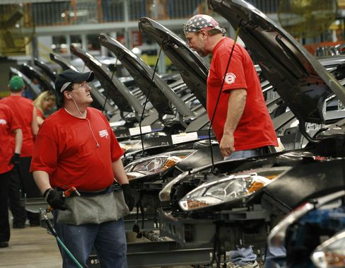 Ford Auto Workers