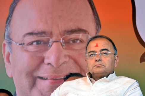 BJP Candidate For Amritsar Arun Jaitley