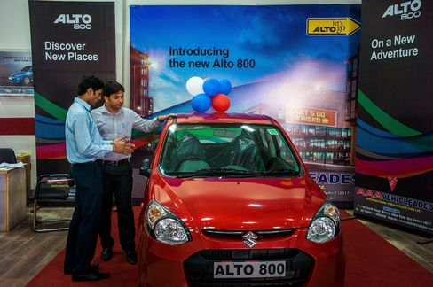 Top Seller Helps Maruti Buck Falling Deliveries