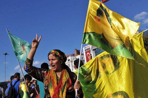 Kurdistan Workers Party Members