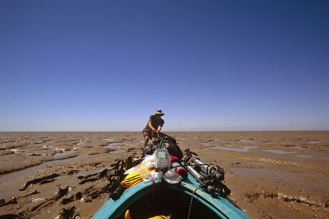 The species homo sapiens can only prosper in the arid West if the Colorado River is healthy. Photographer: Ed Darack/Science Faction via Getty Images
