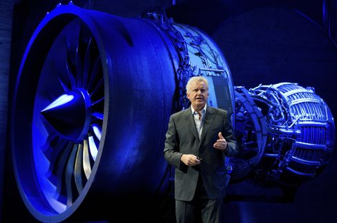 General Electric Co. CEO Jeff Immelt