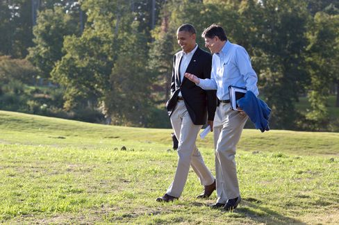 Obama Said Close to Choosing Lew for Treasury Following Geithner