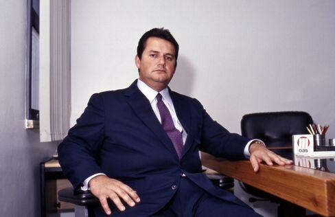 OAS CEO Cesar Mata Pires