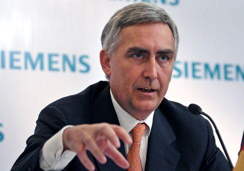 Siemens Solar Purchase Flops