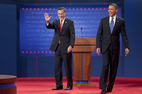 Presidential Race Tie Comes After a Million Ads Worth a Billion