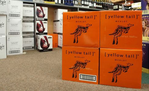 Yellow Tail Maker Looks to Bottle Abroad Amid Debt Terms Breac