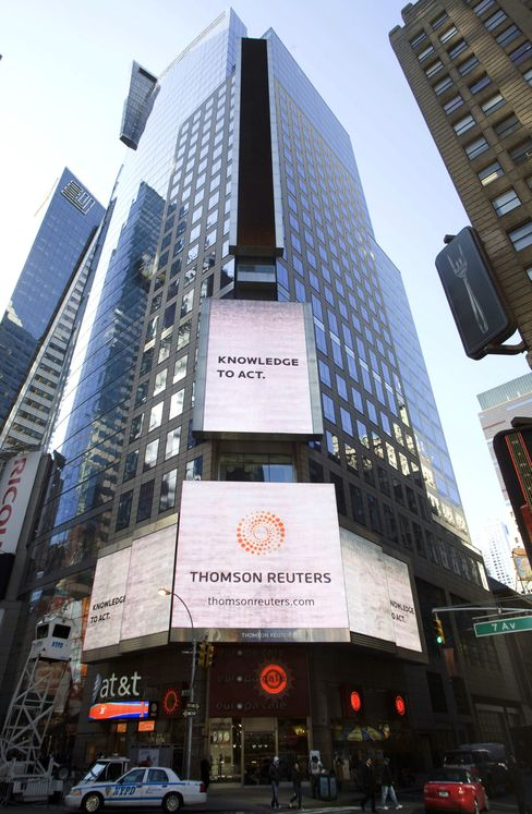 Thomson Reuters Headquarters